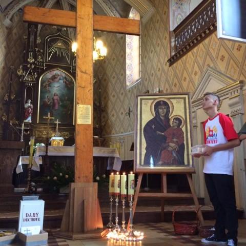 Peregrynacja Krzyża i Ikony ŚDM