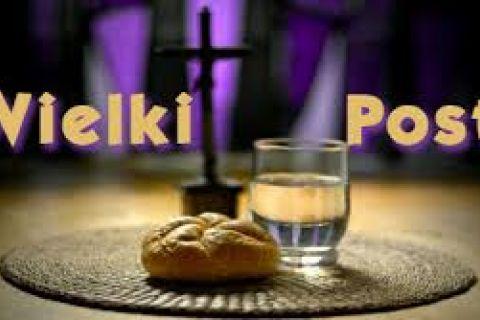 Ogłoszenia II Niedziela WIelkiego Postu